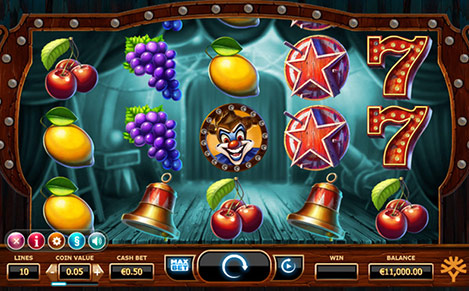 Wicked Circus Slot Machine: La Nostra Recensione