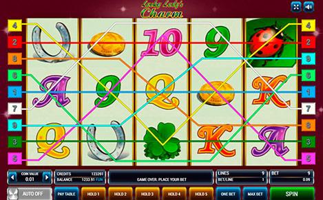 Slot Machine Gratis Lucky Lady
