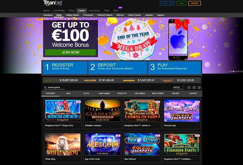 Egt games online